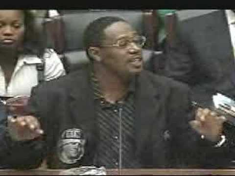 Congressional Hearings on Hip Hop - Panel 2 (9 of 9)