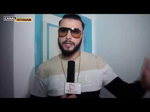 """علي الصامد يفاجئ جمهوره في المضيق ويوجه رسالة لـ """"الصامدون"""" (فيديو)"""