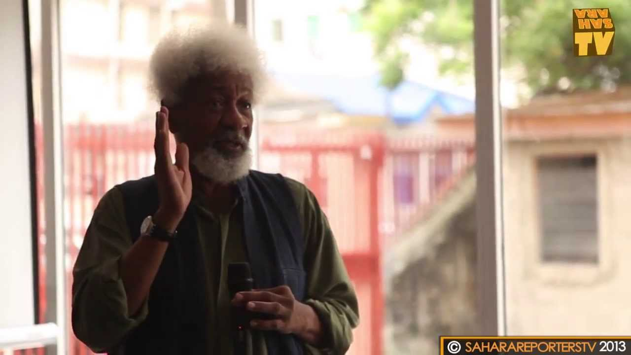 an analysis of chimes of silence by wole soyinka Written in first person narrative, summary of telephone conversation by wole soyinka draws upon an unseen picture of humanity where it projects the innate difference that resides between.