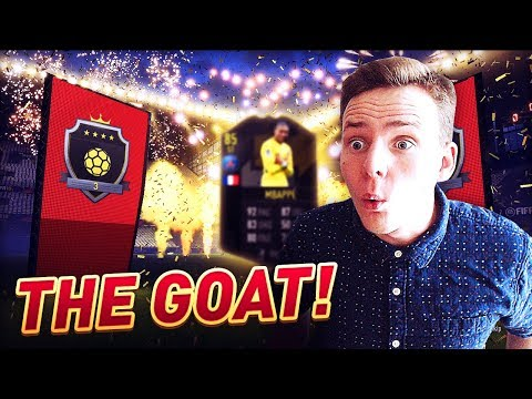 HE IS THE GOAT!! 🐐- FIFA 18 FUT CHAMPIONS GAMEPLAY RECAP' | ELITE 1 MONTHLY ? FIFA 18 Ultimate Team