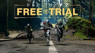 Destiny 2 - Free Trial Trailer