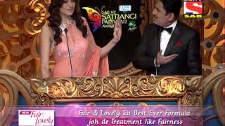 Sab Ke Satrangi Parivaar Awards - Funny Clip 3 - 31st January 2014