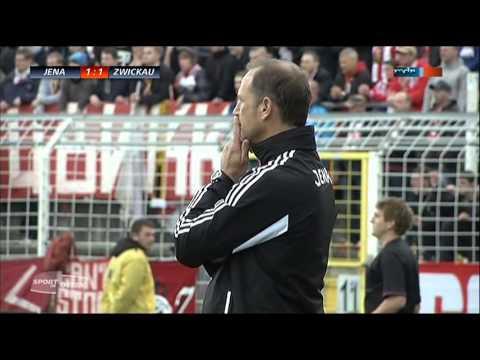 Carl Zeiss Jena 1 - 1 Zwickau