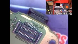 Reparacion Nokia C2-01 Sin Luz En Display ,repair C2-01