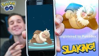 EVOLVING TO SLAKING - THE HIGHEST CP MON IN POKÉMON GO HISTORY!