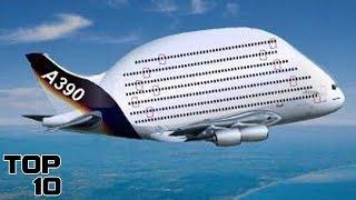 Top 10 Craziest Planes To Ever Exist