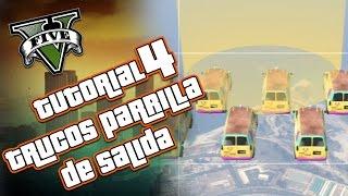 GTA V Online Guia Tutorial 4 Trucos Parrilla De Salida