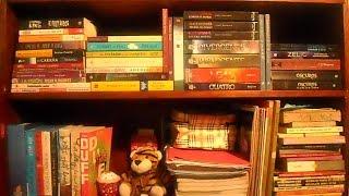 6 formas de organizar tus libros