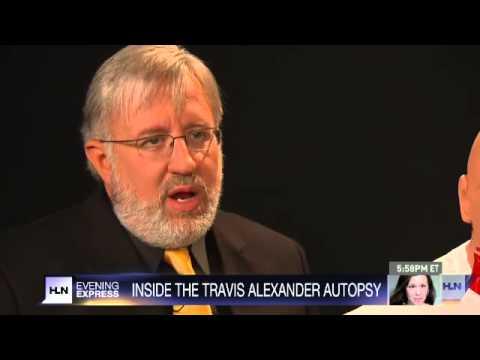 Travis Alexander's Autopsy