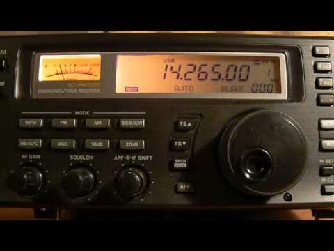 14265khz,Ham Radio,3V8CB(Tunisia) 00-38UTC.