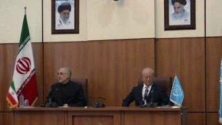 Hao123-إيران تتوصل إلى اتفاق تعاون مع وكالة الطاقة الذرية