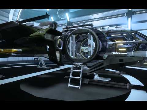 Star Citizen RSI Aurora LN