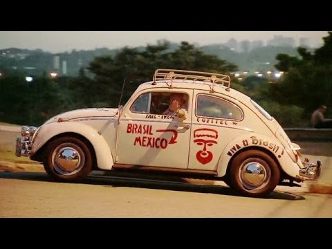 Going to the World Cup in the Fusca?