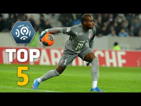Week 16 : best goalkeeper saves - 2013/2014