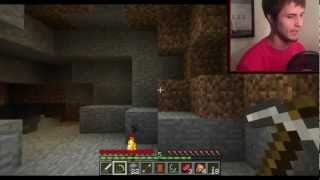 Minecraft Herobrine HARDCORE 2 (Ep.16 SLENDER MAN AND