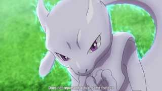 Pokemon X And Pokemon Y Mewtwo Evolution MewThree Animated