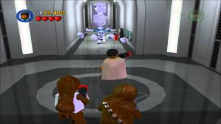 LEGO Star Wars II Walkthrough Episode V Chapter 6 Betrayal