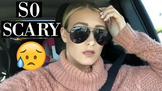 WE WERE THIS CLOSE TO BEING IN A FATAL CAR ACCIDENT | SCARIEST DAY OF MY LIFE | Tara Henderson
