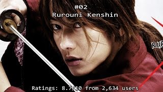 Top 10 Japanese Movies 2014 (All The Time)