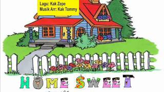 home Sweet Home , Lagu Anak, Children song,Kids song, Educational song, by Kak Zepe view on youtube.com tube online.