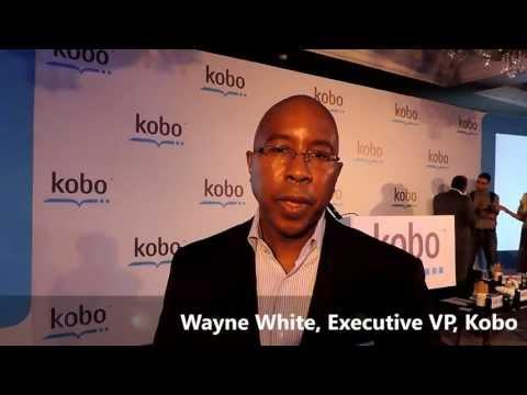 Interview: Wayne White, Executive VP, Kobo -by TelecomLead.com