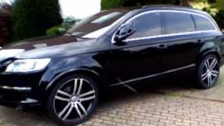 Audi Q7 schwarz videos