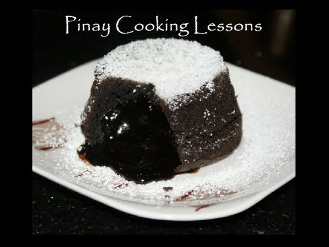 MOLTEN LAVA CAKES (with English subtitles)