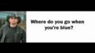 Tim Mcgraw- When The Stars Go Blue (with Lyrics)