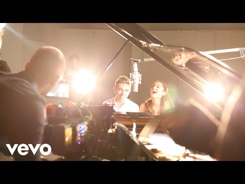 Ariana Grande - Almost Is Never Enough ft. Nathan Sykes, amazing