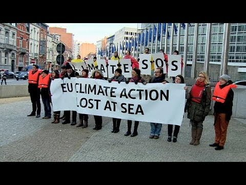 Environmentalists criticise new EU climate goals