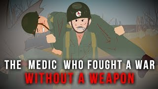 The Man Who fought a War without a Weapon