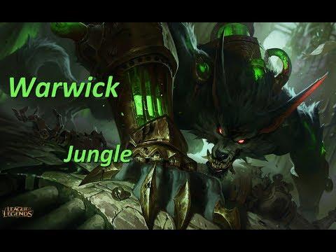 Game Fun #28 - LoL Gameplay FR - Warwick Jungle