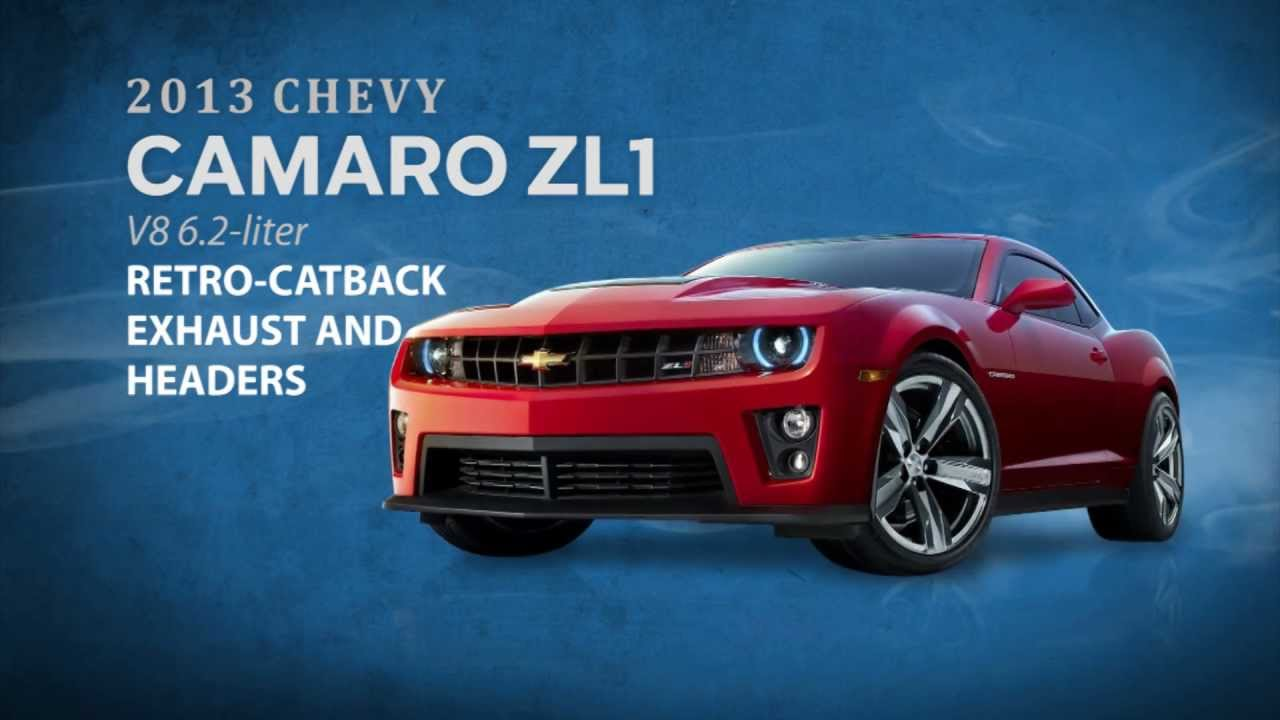 2012 Camaro Zl1 Exhaust Sound Youtube Autos Post