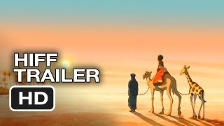 HIFF (2012) Zarafa Trailer Animated Movie HD