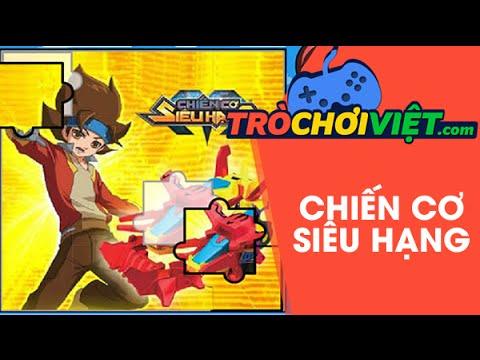 Game chiến cơ siêu hạng - Video hướng dẫn cách chơi game