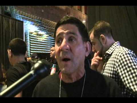 Angel Garcia on Danny Garcia's move to 147, next fight, Philly fans, Herrera