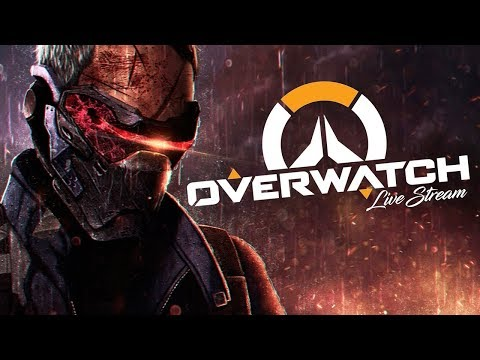 (PS4)  Road To Top 500 V | Overwatch Competitive Gameplay (Live Stream) {Season 12}
