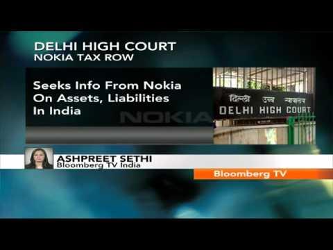 Newsroom- Tax Dispute: Nokia Seeks More Time