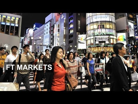 Japan concerns over consumption tax and China