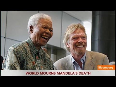 Branson: Mandela Was an Awesome Individual