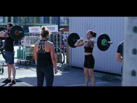 CrossFit Games Open 21.3/4 à CrossFit Gerland