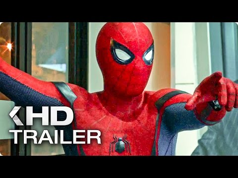 SPIDERMAN Homecoming Trailer 3 2017