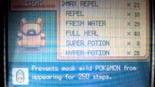 Pokemon FireRed/LeafGreen How To Get HM 07 Waterfall
