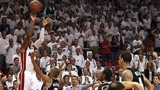 EPIC Spurs At Heat 4th Quarter Highlights From Game 6