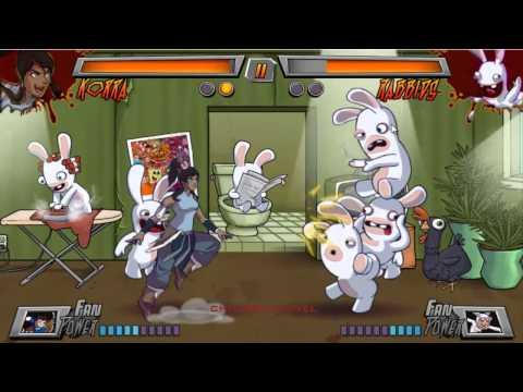 New Game: SUPER BRAWL 3 - Story Mode / Korra vs Evil / HD