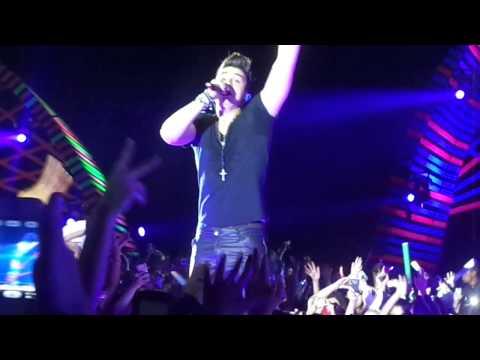 Gravação DVD Luan Santana 2013 - Voar outra vez