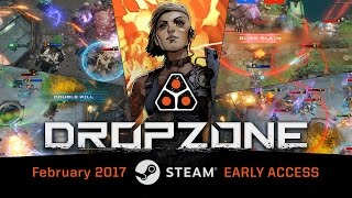 Dropzone - Early Access Launch Trailer