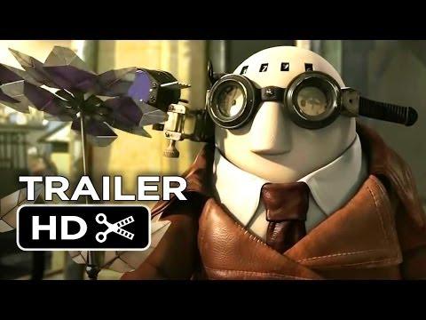 Mr Hublot Official Trailer (2013) - Oscar Winning Animated Short Film Movie HD