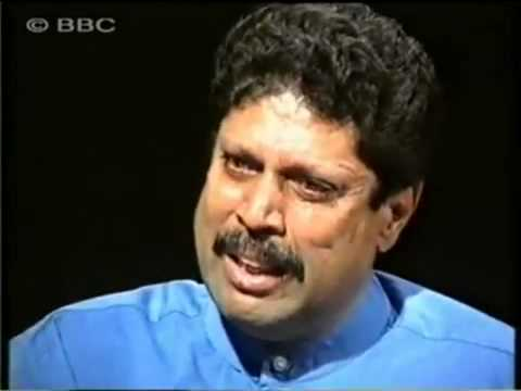 Kapil Dev Crying During Interview on his involvement with Cricket Betting