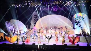 Miss Bikini Philippines 2013 Opening At Mall Of Asia Arena